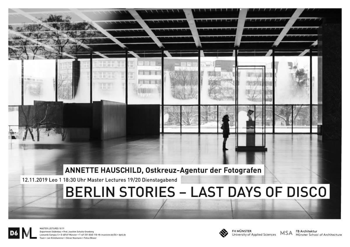 masterlectures-2019-Annette-Hauschild